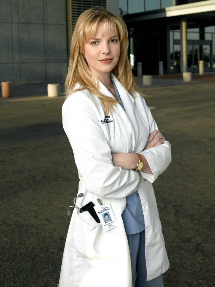subtitles: Grey\'s Anatomy - Katherine Heigl